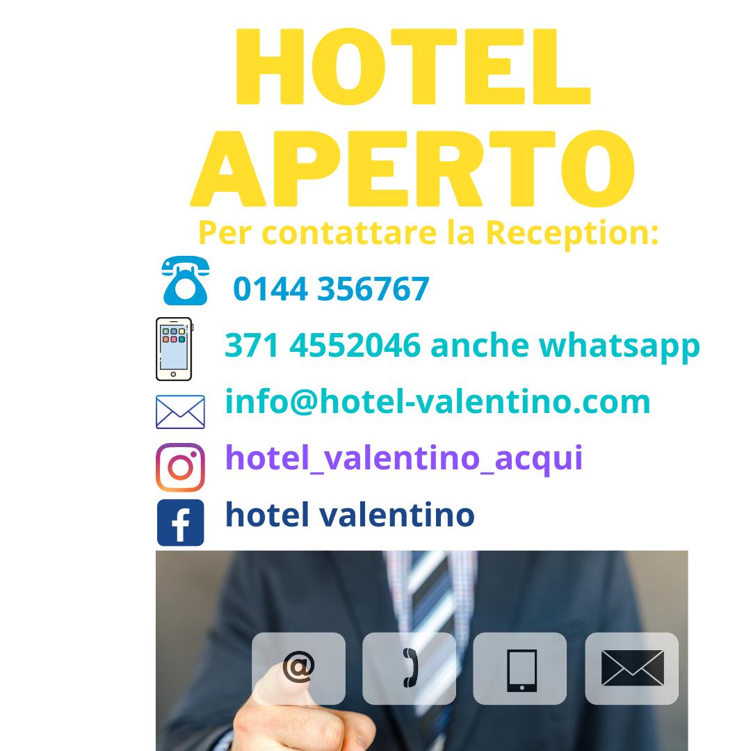 hotel aperto